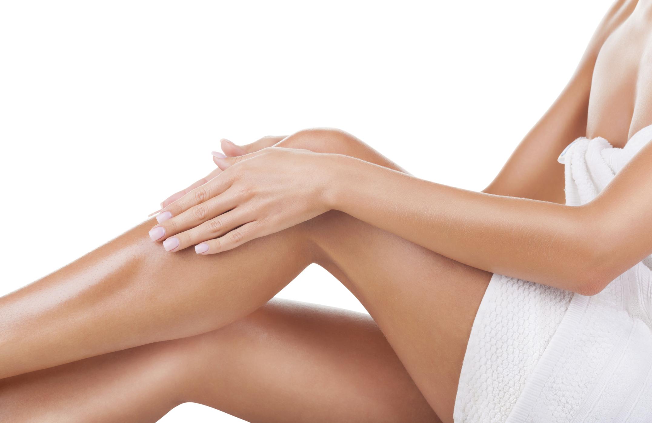 Trockene Beine Was Tun Pflegetipps Für Schöne Haut