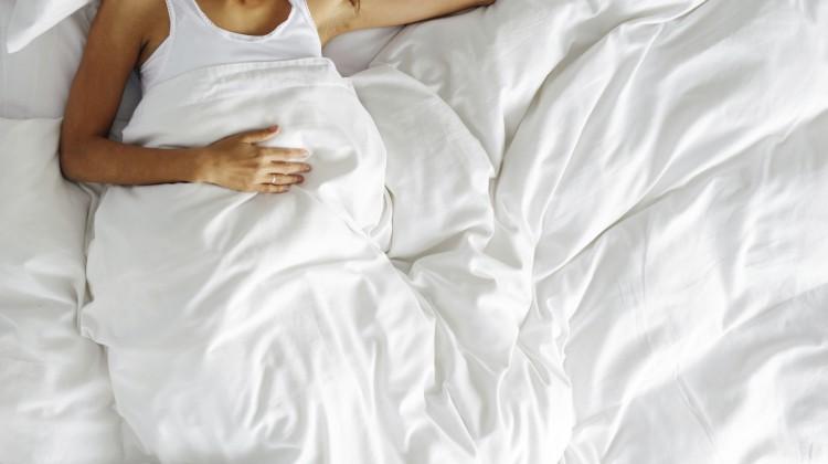 Nachtpflege: Schön im Schlaf