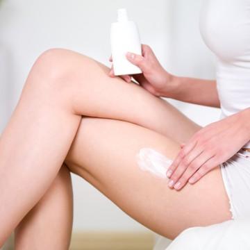 Hautpflege bei trockener Haut