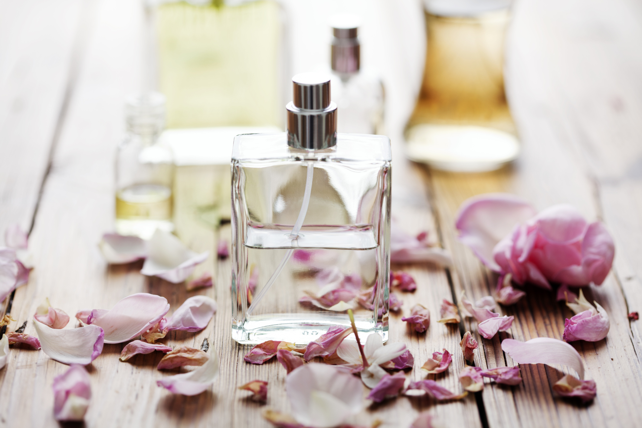Parfum Richtig Auftragen