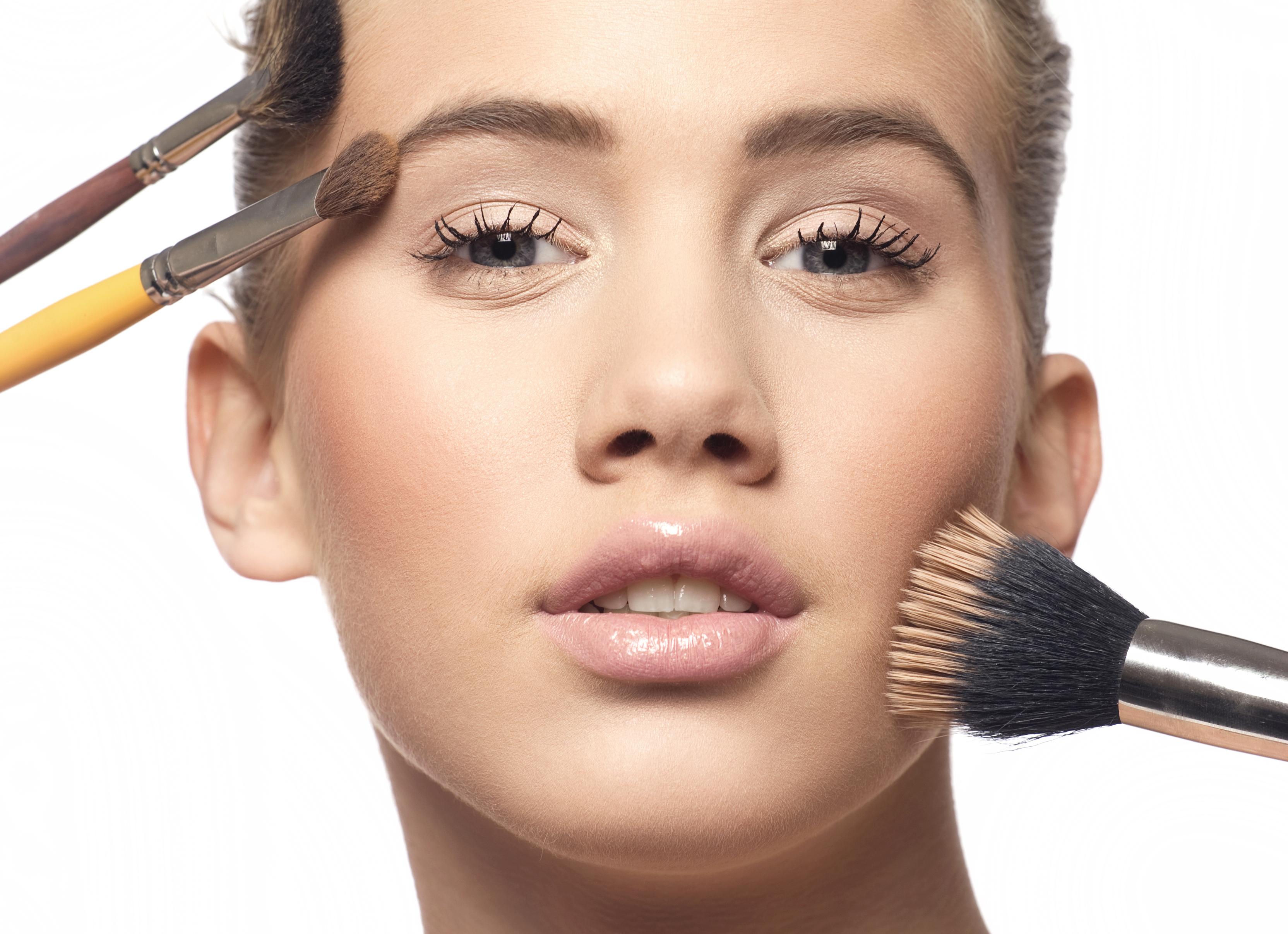 Richtiges Make Up Finden