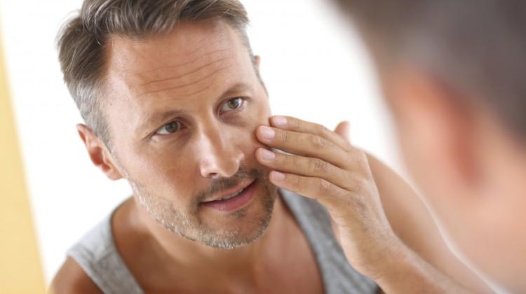 Anti-Aging Produkte für den Mann