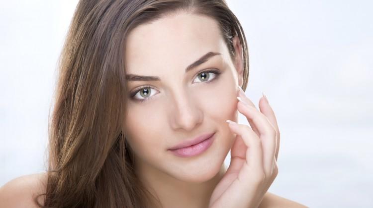 Hautpflege bei sensibler Haut