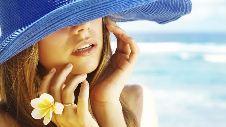 Lippenpflege im Sommer