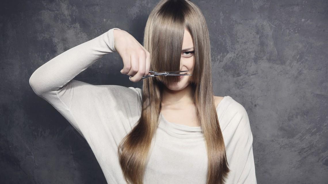 Wenn man die Haare öfter schneidet, wachsen sie schneller?