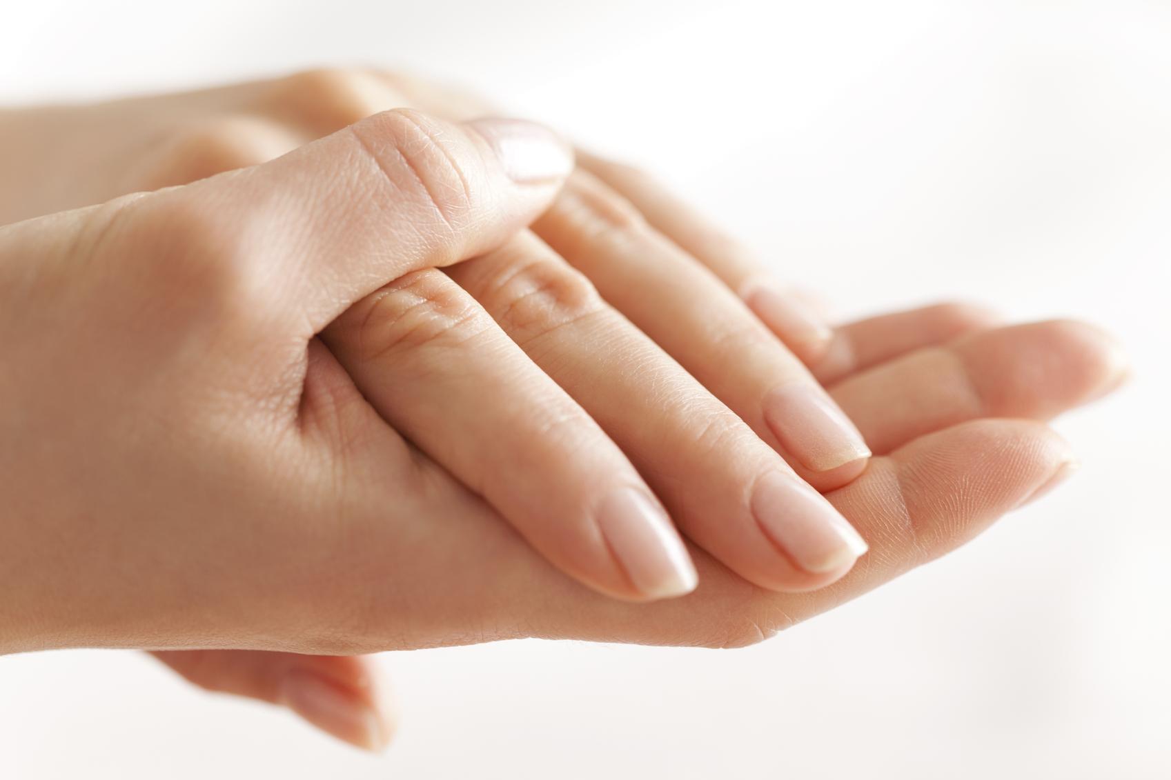 Gepflegte Nägel, gepflegte Hände
