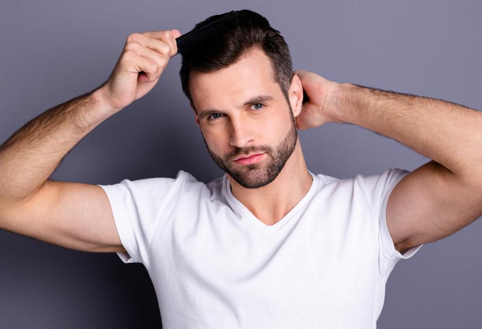 Tag der männlichen Körperpflege