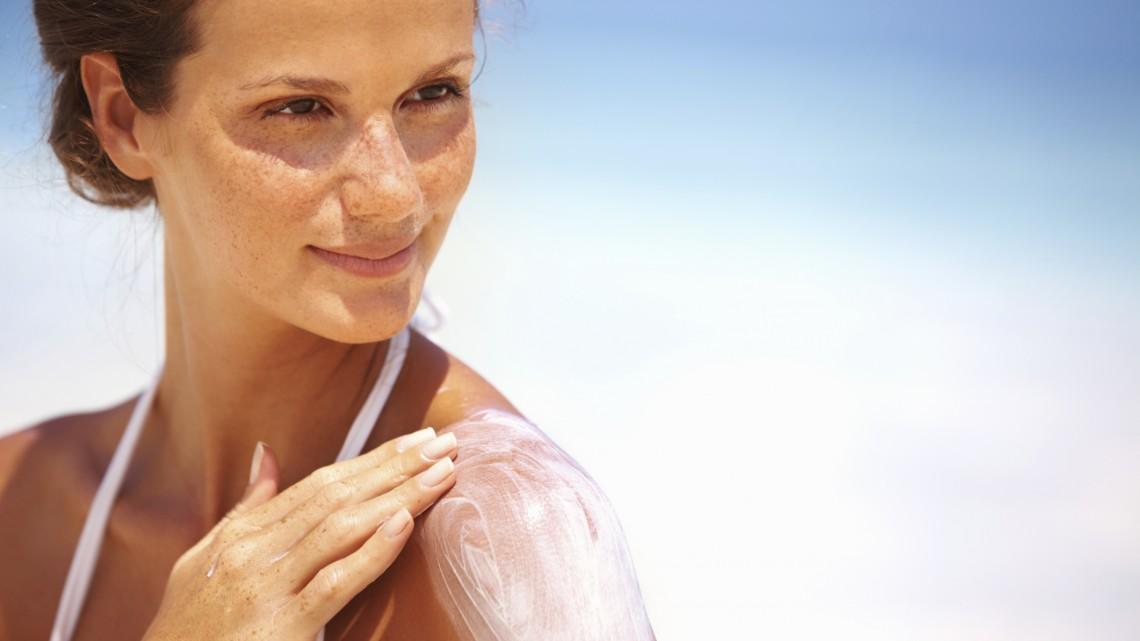 Sonnenschutz: Nachcremen bringt nichts?